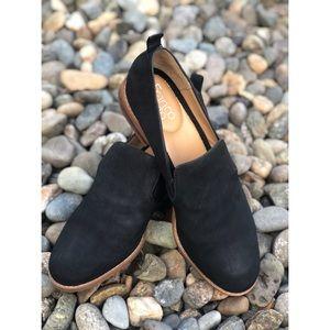 Franco Sarto Peri Leather loafer black 8.5